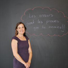 Mme Sarah Fedoruk, PYP