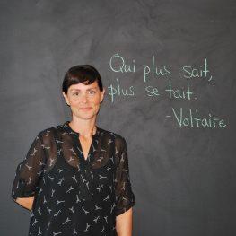 Mme Katie Mariasine, PYP,SK
