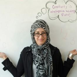Mme Nora Ibrahim, PYP Coordinator, Kindergarten Teacher