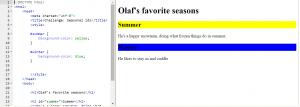 Seasonal ids