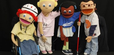 Kids on the Block Puppet Show