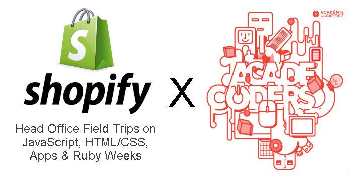 Shopify x AcadeCoders