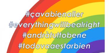 Joining the rainbow movement: #çavabienaller