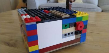 Procedural Writing- How to build a Lego house
