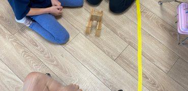 Cooperative Skill Building
